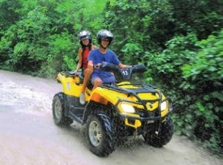 All Terrain Vehicle Extreme & Tulum