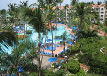 Occidental Caribe - Pool View