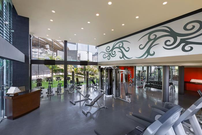 Hard Rock Hotel Cancun - Gym