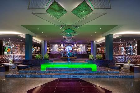Hard Rock Hotel Cancun - Lobby