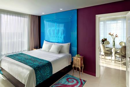Hard Rock Hotel Cancun - Bedroom