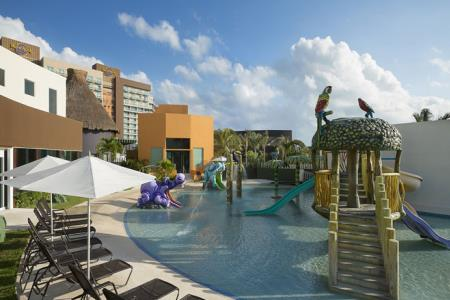 Hard Rock Hotel Cancun - Kids Club Pool